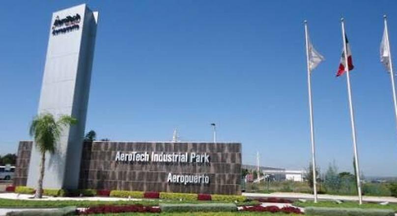 TERRENO DE USO INDUSTRIAL 27,685 M2 AEROTECH INDUSTRIAL PARK