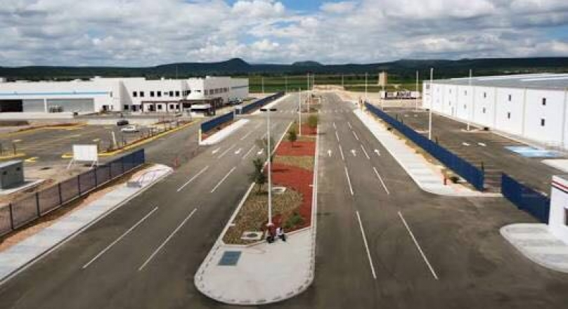 TERRENO DE USO INDUSTRIAL VENTA AEROTECH INDUSTRIAL PARK 90,000 M2